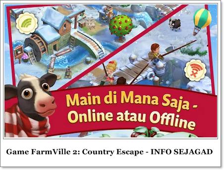Game FarmVille 2: Country Escape