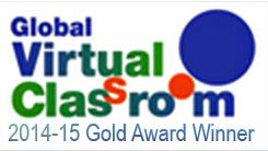 2015 winning team of the Global Virtual Classroom competition