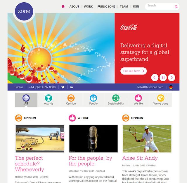 Weekly Web & Mobile Creativity n.23