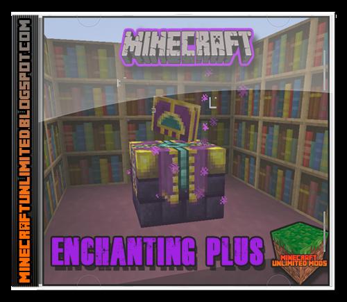 Enchanting Plus Mod table enchantments