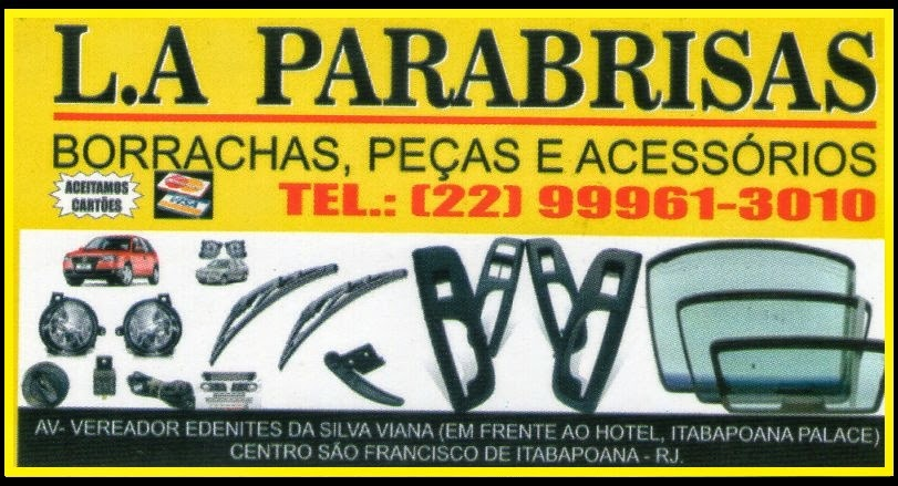 L.A  PARABRISAS