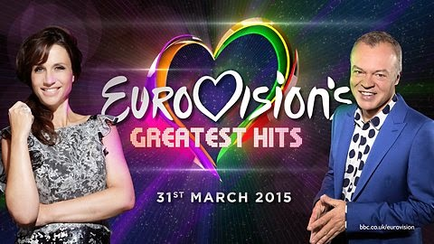 Eurovision's greatest hits 31.3.2015