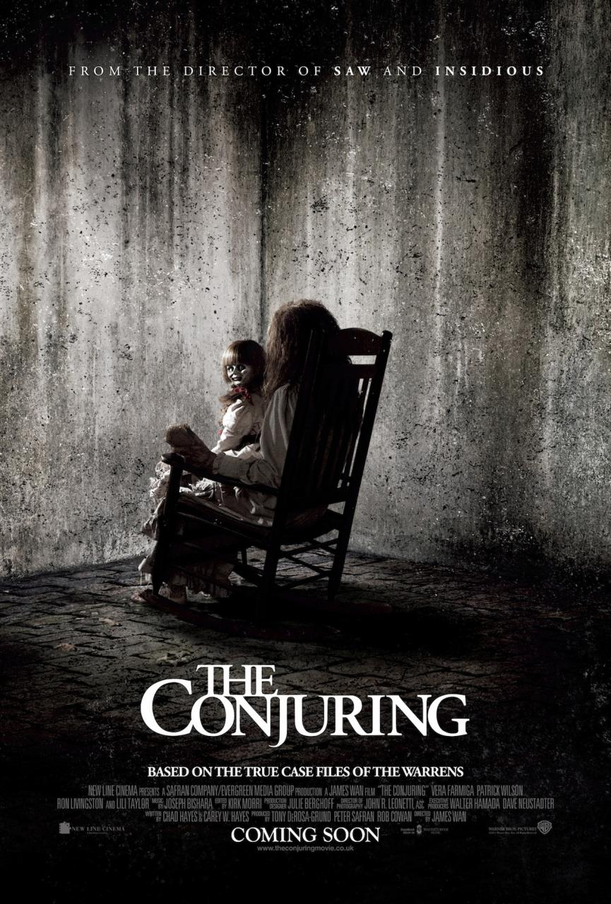 Ver El conjuro (The Conjuring) (2013) Online