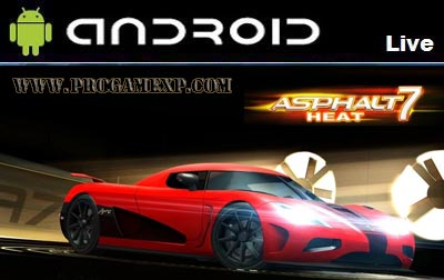 Asphalt 7: Heat v.1.0.5.APK Full Data Obb