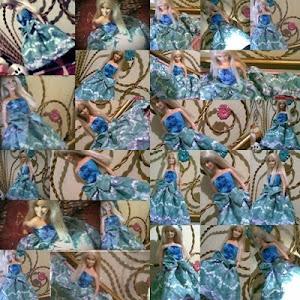 baju barbie buatan saya ^^