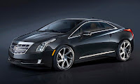 Cadillac ELR (2014) Front Side