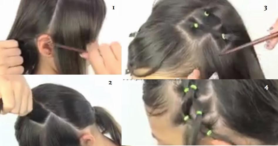 Peinados Faciles Para Ninas Elainacortez