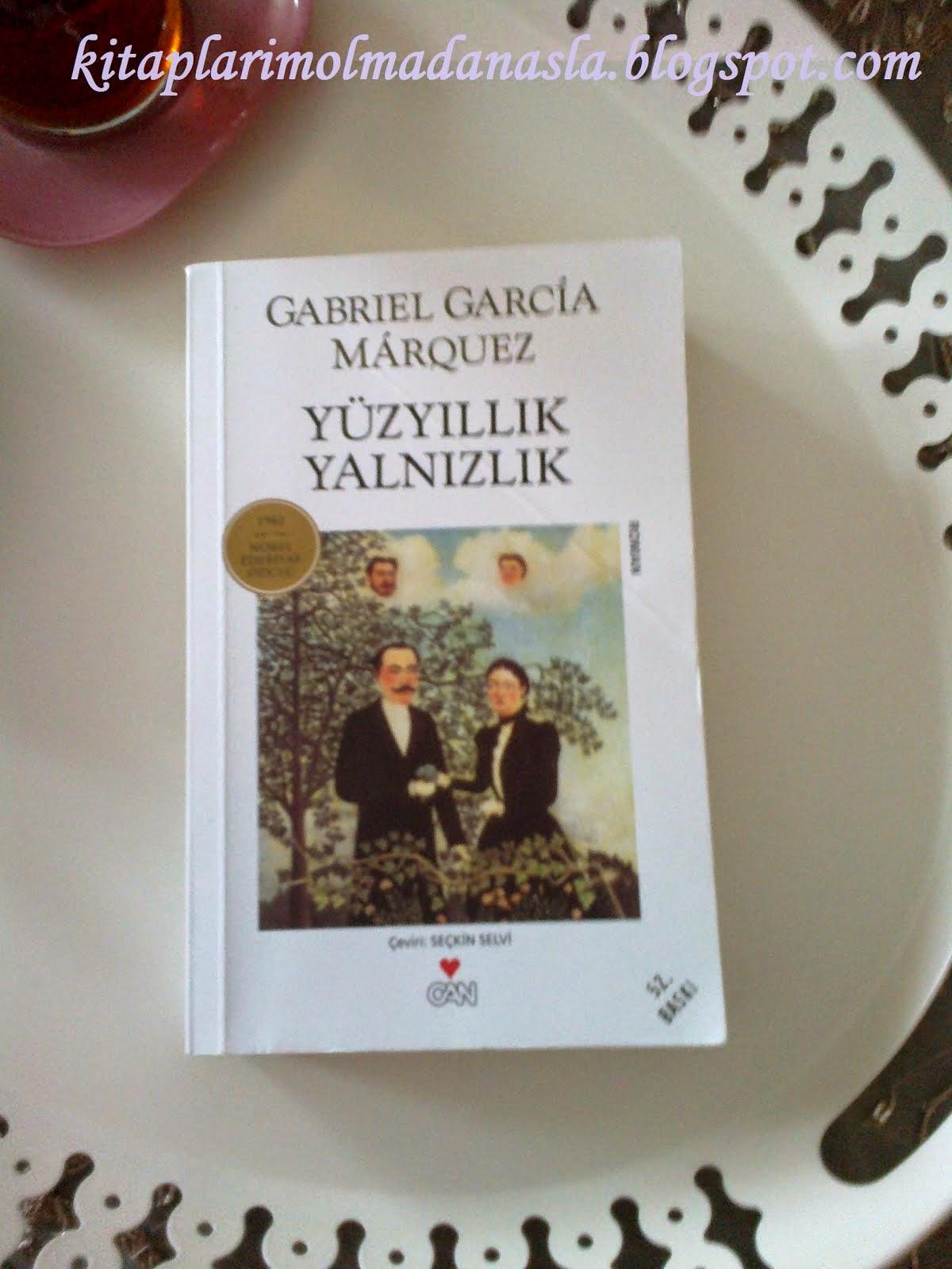 GABRİEL GARCİA MARQUEZ - YÜZYILLIK YALNIZLIK