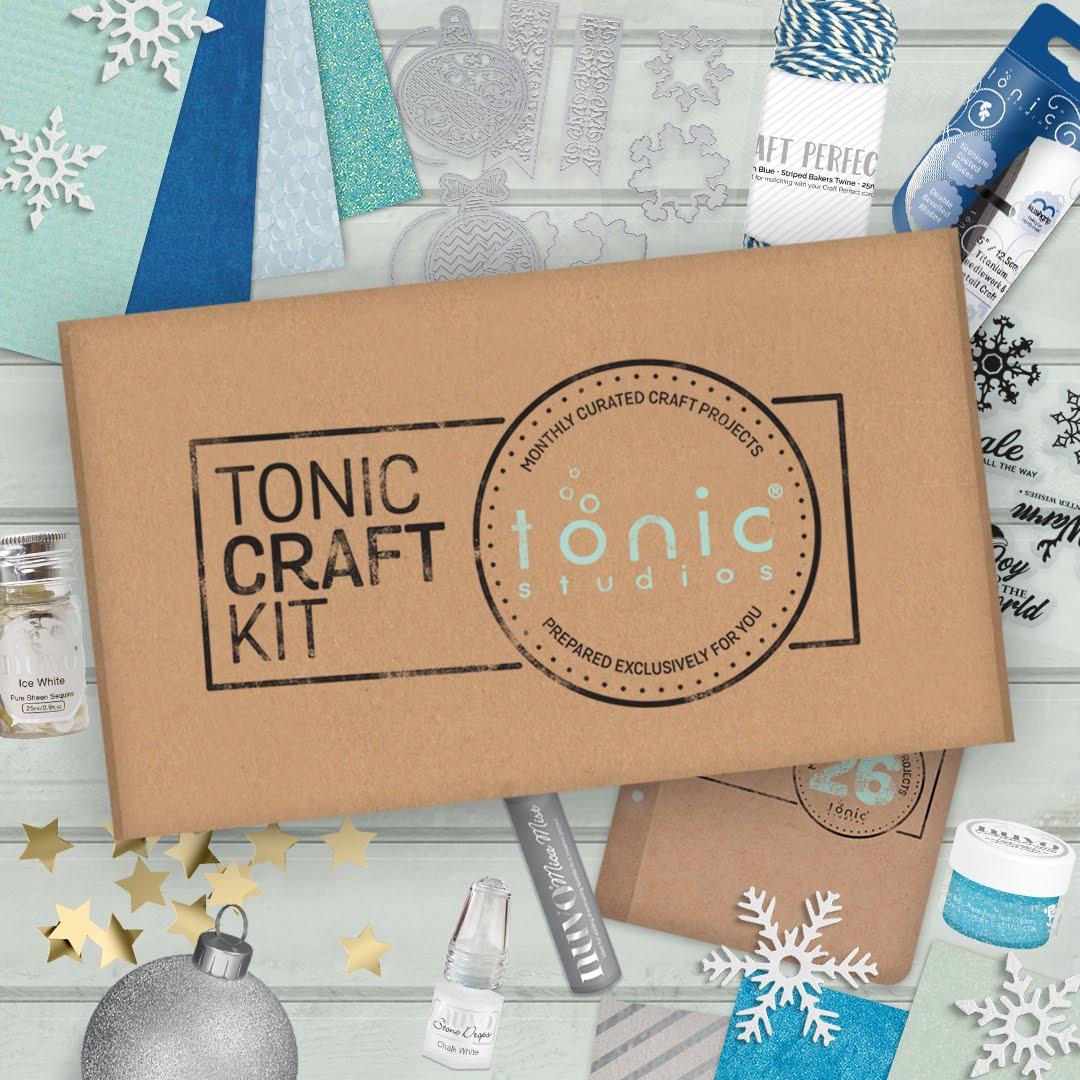 Tonic Studios Craft Kit UK + rest world