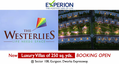 Experion The Westerlies Villas Gurgaon