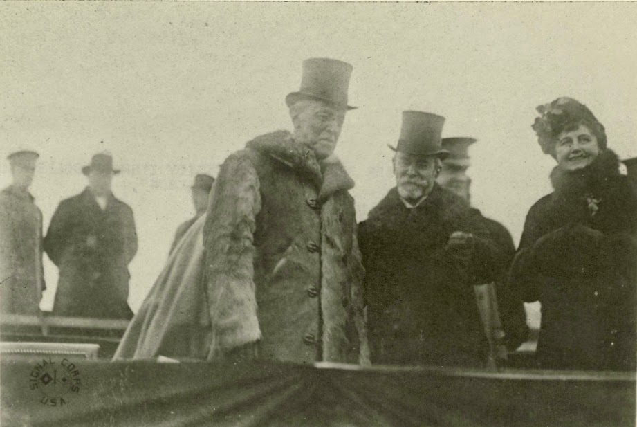 woodrow wilson and the paris peace Us president woodrow wilson had delivered a speech in january 1918, in which he laid out his vision for the postwar world  for more on the paris peace conference.
