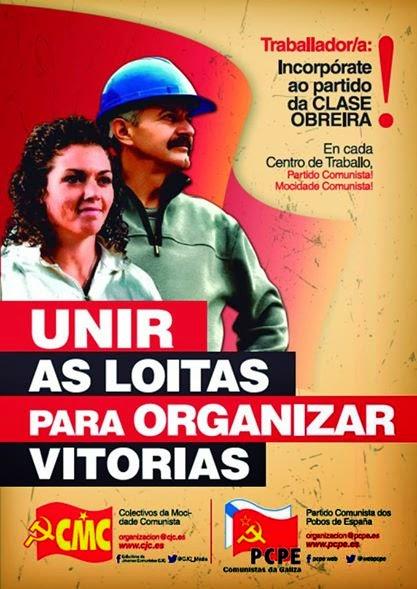 UNIR LOITAS, ORGANIZAR VITORIAS.