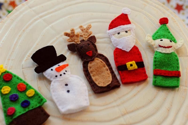 Ёлочные игрушки своими руками фото из ткани