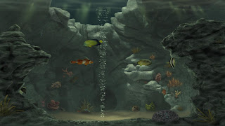 ScreenSaver 3D Aquarium