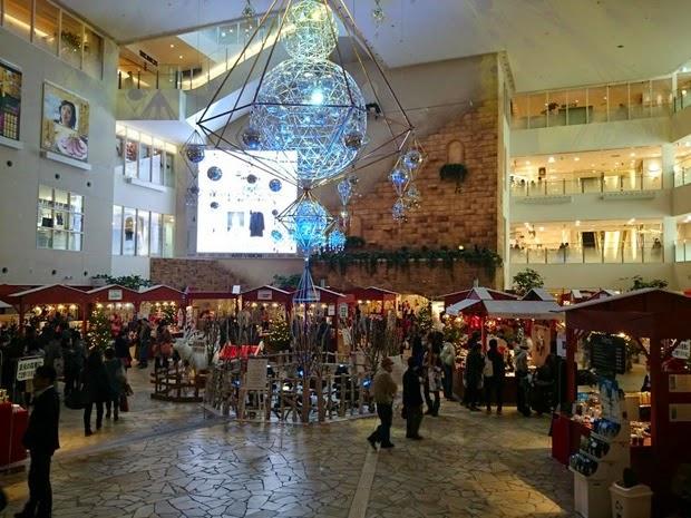himmeli japan scandinavian christmas market umeda hankyu