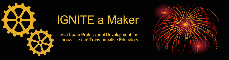 IGNITE A MAKER