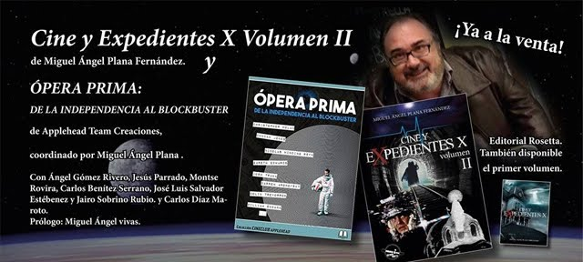 Cine y Expedientes X Vol.2 y Opera Prima: De la Independencia al Blockbuster