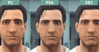 Perbandingan Grafis Game Fall Out 4 pada PC, PS4 dan XBox 1