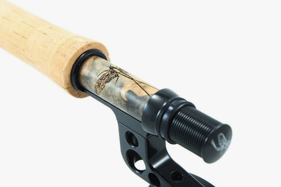 The fiberglass manifesto jp ross fly rods kabuto rods 8053 for Flair fishing rod