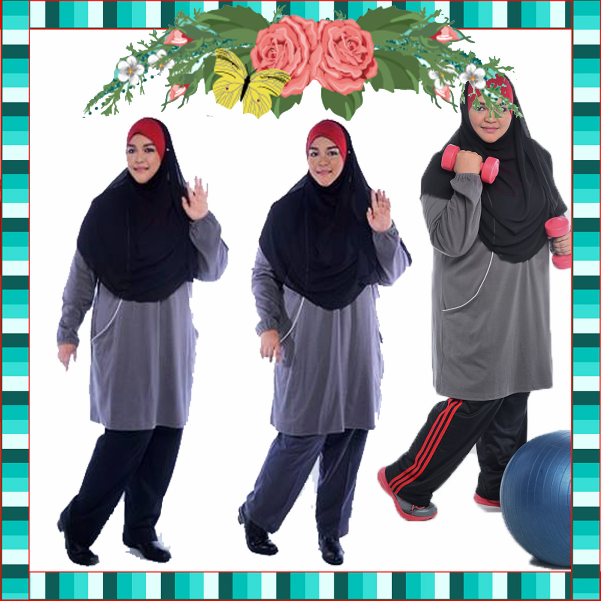 Seluar Plus Size