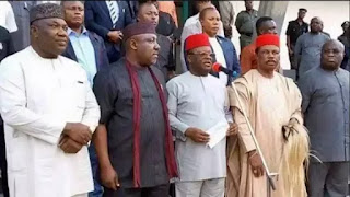 IPOB accuses Governor Ikpeazu of plotting to kidnap Biafrans in Abia state