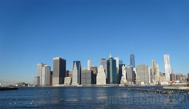 Manhattan Skyline | pastasciutta.de