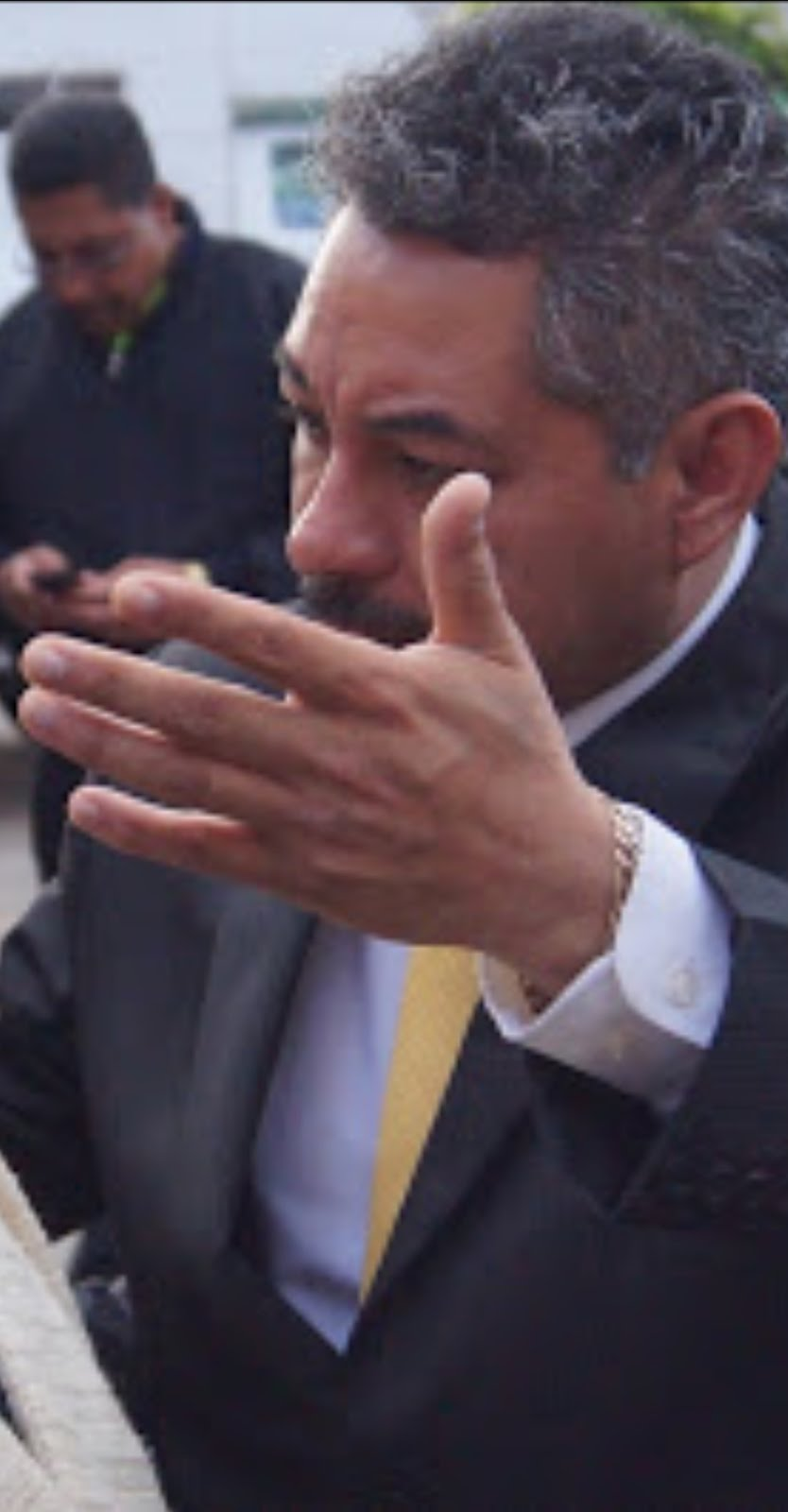 Ramón Montalvo fue detenido por escandalizar en vía pública