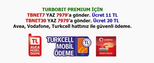 Turbobit Premium Üyelik Alarak Hem Rahat Rahat Videolar indirebilir hemde bana destek olabilirsiniz