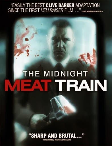 Ver El vagón de la muerte (2008) Online