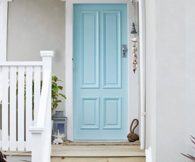 Riches To Rags By Dori Front Door Makeovers