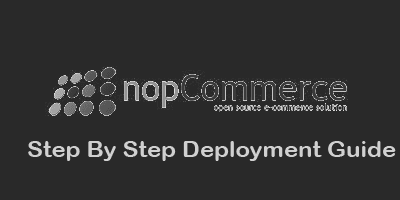 Step By Step Deploy NopCommerce In Local IIS Server