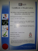 ISO registered course