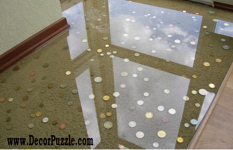 3d floor art and self-leveling floor,new flooring ideas 2015