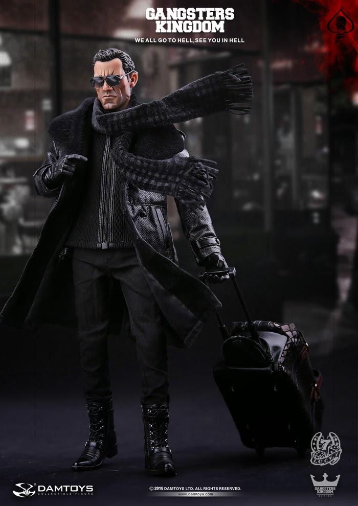 [DAMTOYS] Gangsters Kingdom: Spade 7 (NO.GK009) Da1