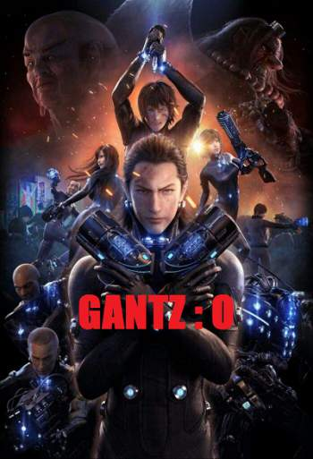 Gantz: O Torrent – BluRay 720p/1080p Dual Áudio