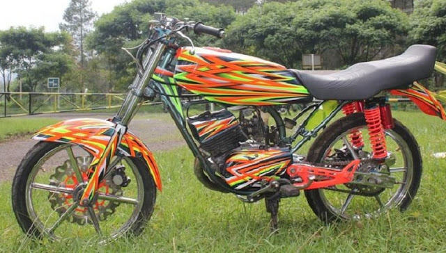 800+ Gambar Modifikasi Motor RX King 2013