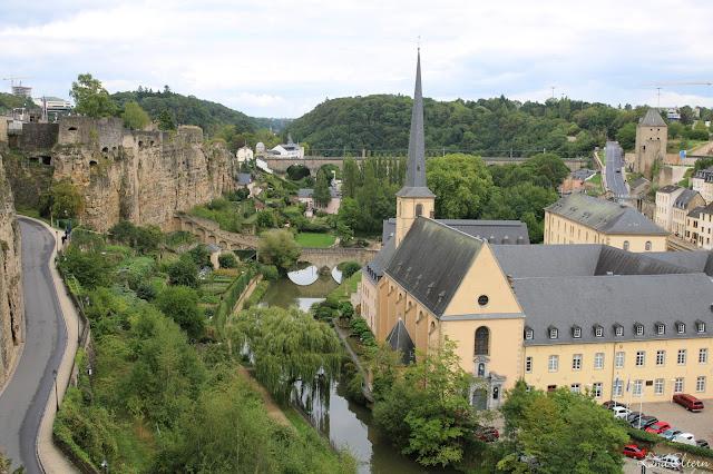 Stadtlandeltern - Luxembourg - Stadt - Grund - Kasematten