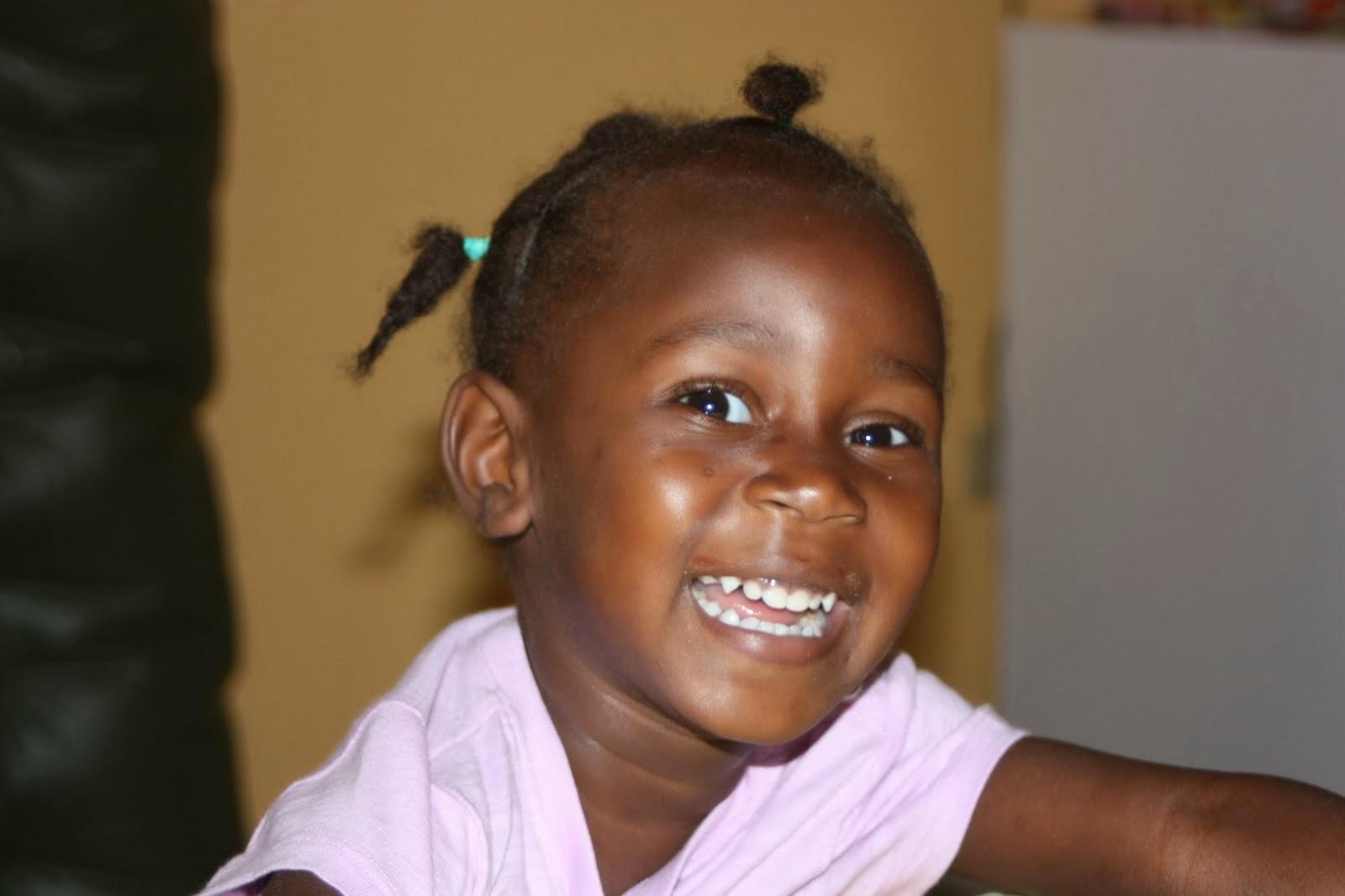 Sophia  ( In Haiti )