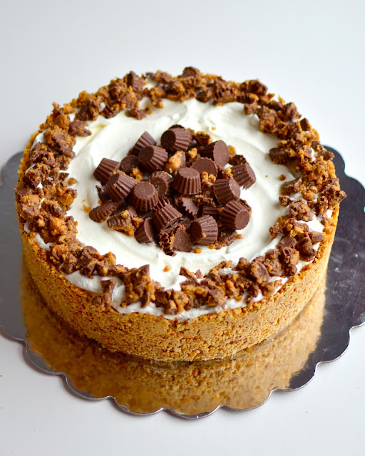 peanut butter pie with chocolate covered pretzel crust 6 cups pretzels ...