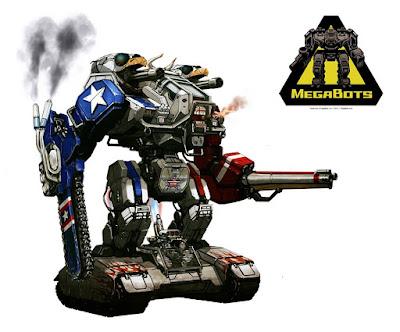 megabots robots technology