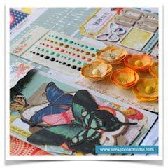 Scrapbook Kit - Sweet Life