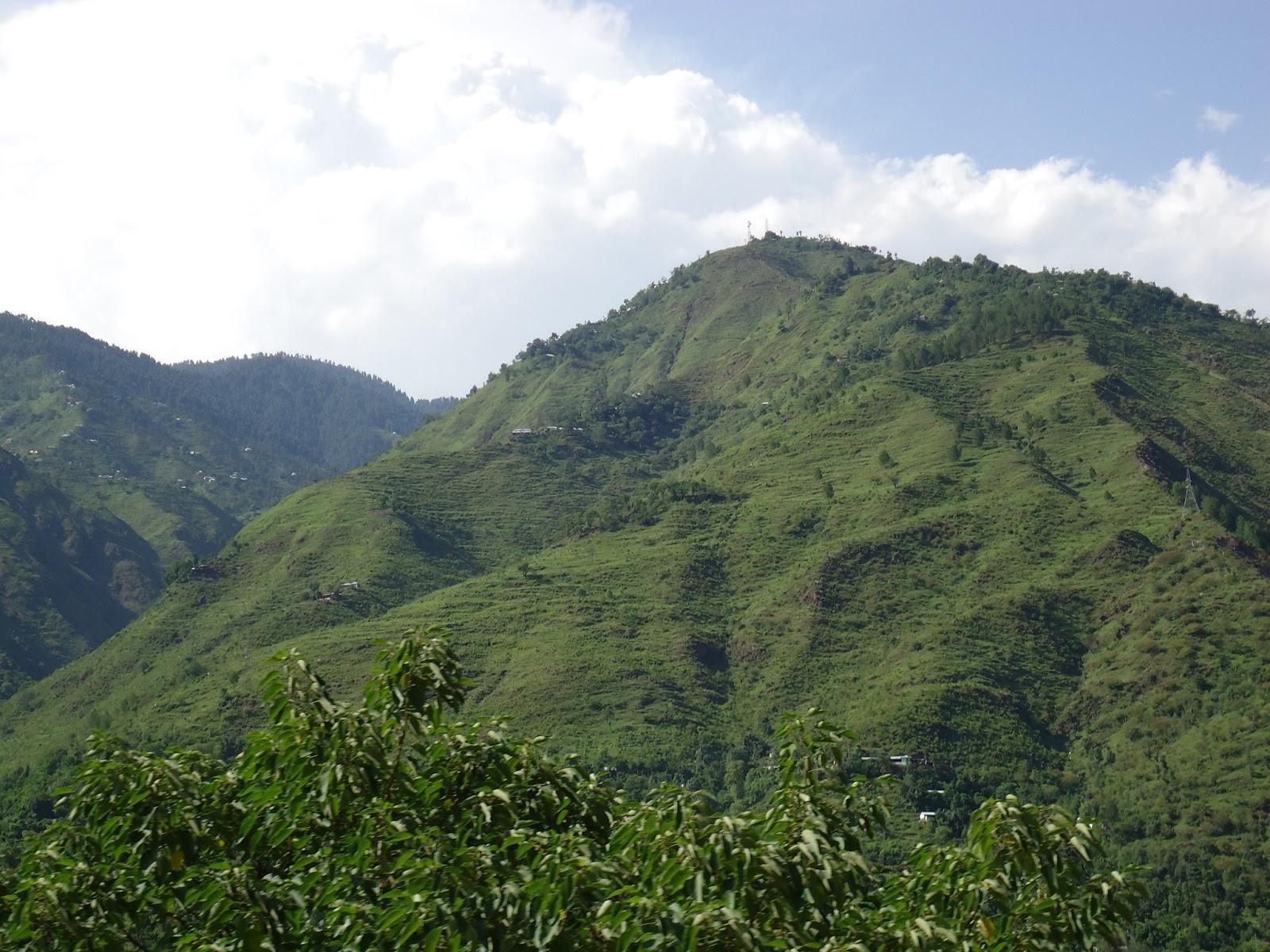 Natrueexposed Beauty Of Azad Kashmir Pakistan