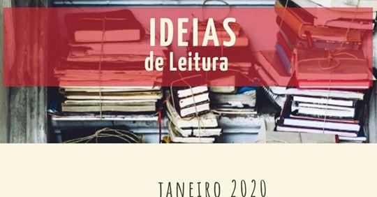 Ideias de leitura - Padlet