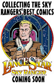 LANCE STAR: SKY RANGER ADVENTURES