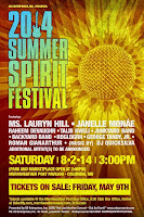 THE SUMMER SPIRIT FESTIVAL IS BACK