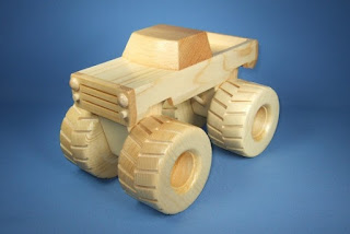 www.etsy.com/listing/61312818/handcrafted-wooden-toy-monster-truck?