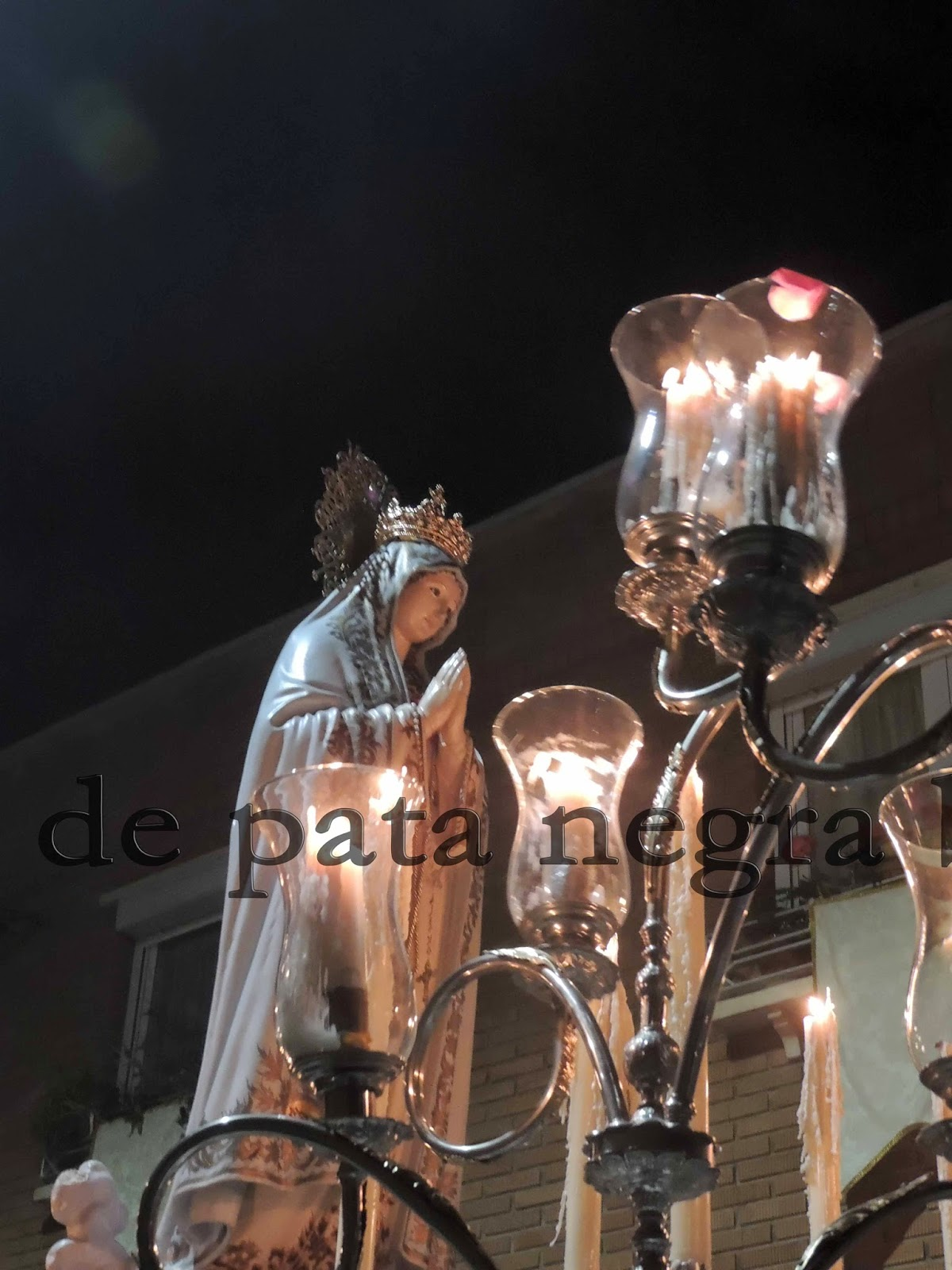 Virgen de Fátima Valdepeñas