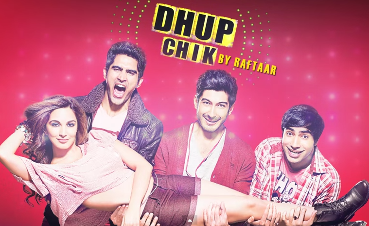 Dhup Chik Song mp3 Download – Fugly Movie