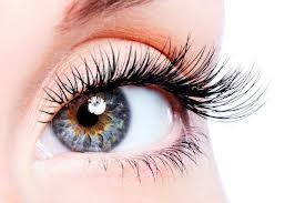 naturlig näring för ögonfransar