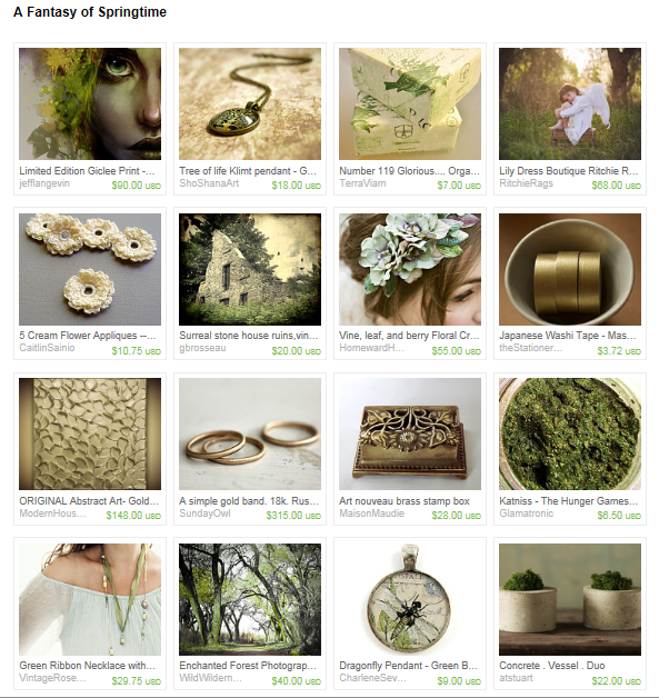 etsy treasury, handmade, art, nature art, nature home decor, woodland etsy items, forest treasury, spring gifts, spring fantasy art